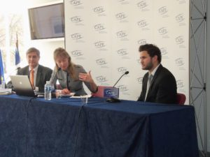 Speaking at the international congress of victims of terror in Paris