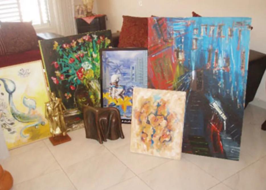 תערוכה בניו יורק למען נפגעי טרור בישראל